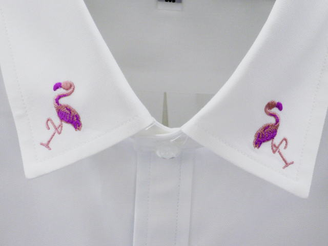 INTERFACE FLAMINGO'S S/S SH