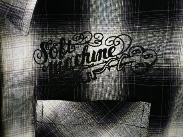SOFTMACHINE STROKE SHIRTS