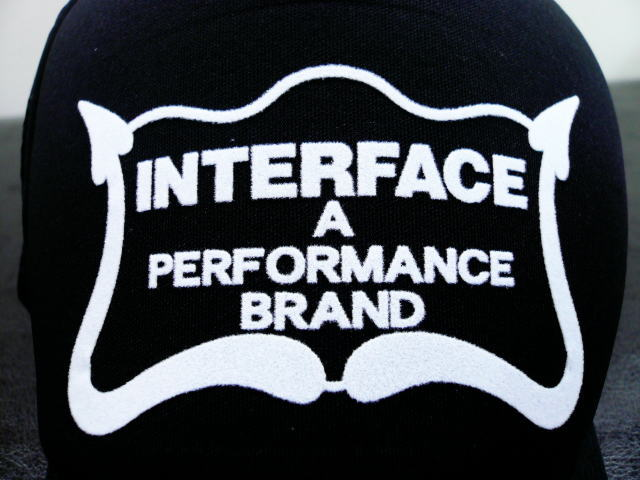 INTERFACE SATAN LOGO MESH CAP
