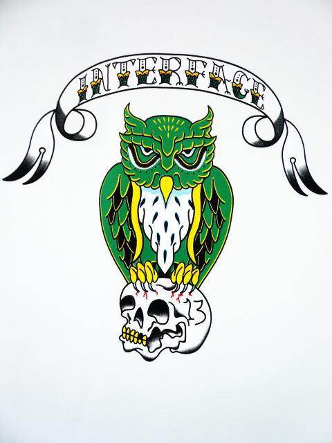 INTERFACE OWL TEE
