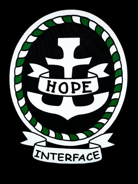 INTERFACE HOPE TEE