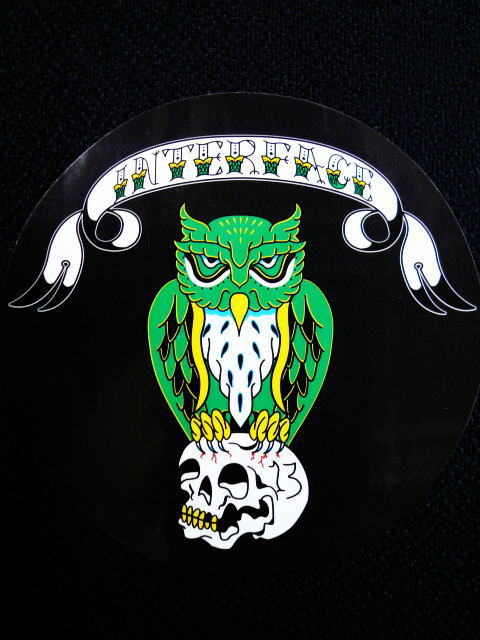 INTERFACE OWL STICKER