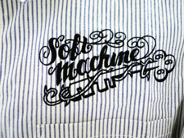SOFTMACHINE CARCEL STRIPE