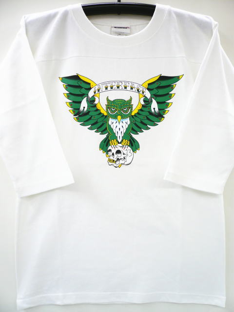 INTERFACE OWL HOCKEY TEE