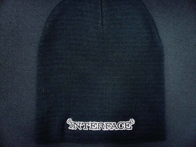 INTERFACE LOGO BEANIE CAP
