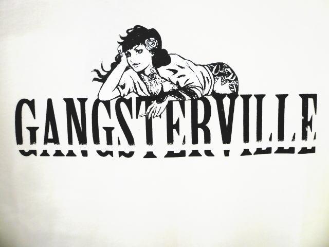 GANGSTERVILLE LA ADELITA LS TEE