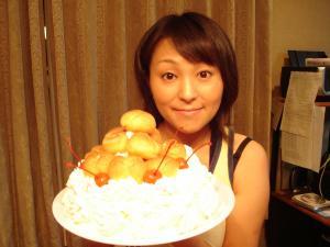 由紀 ケーキ