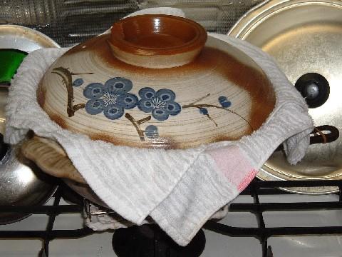 塩昆布の炊き方3