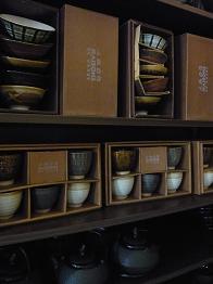 日本風?お椀や茶瓶
