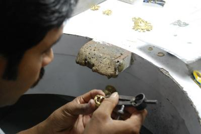 インドの制作現場