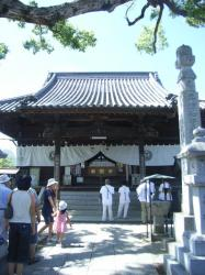 一宮寺本堂