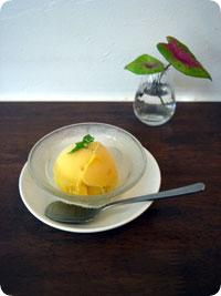 芒果アイス