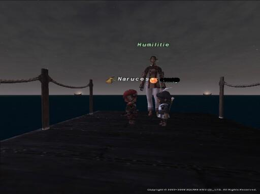 海賊求めて