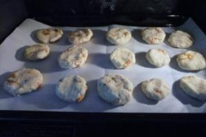 おからクッキー焼く前