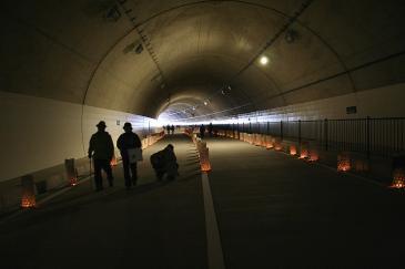 足助バイパストンネル2