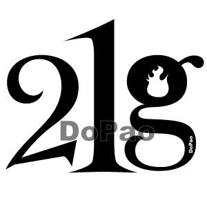 21gram 21g オリジナルデザイン 重さ