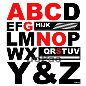 ABC Song ABCの歌 オリジナルデザイン