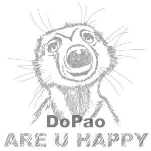 Are U Happy ミーアキャット オリジナルデザイン