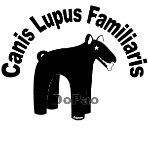 Canis Lupus Familiaris イヌ オリジナルデザイン