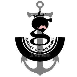 Great Ocean King 海王 オリジナルデザイン