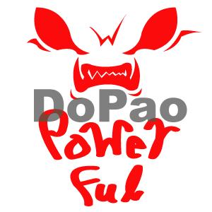 Powerful Evil Face 悪魔の顔 オリジナルデザイン