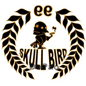 SkullBird99 スカルバード99 オリジナルデザイン 月桂樹