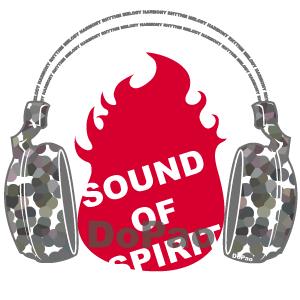 Sound of Spirit 聖霊音 ヘッドフォン ファイア オリジナルデザイン