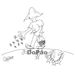 Stars Seed 星の種を蒔く人 オリジナルデザイン