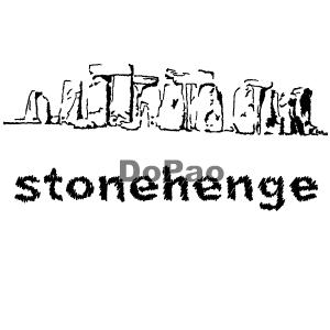 Stonehenge ストーンヘンジ オリジナルデザイン