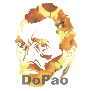 Gogh フィンセント・ファン・ゴッホ 肖像画 ひまわり オリジナルデザイン