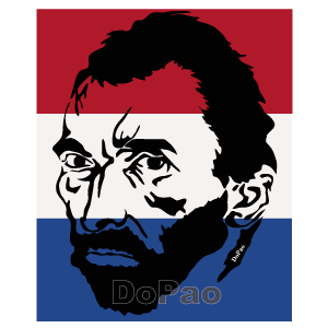 Vincent Van Gogh フィンセント・ファン・ゴッホ オリジナルデザイン オランダ国旗