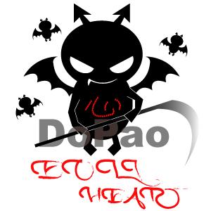 Evil Kokoro 悪魔の心 オリジナルデザイン
