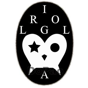 Alpha Gorilla ゴリラとアルファベット オリジナルデザイン