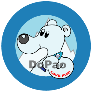 Polar Bear シロクマ オリジナルデザイン