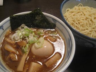 おうぎ屋/つけ麺
