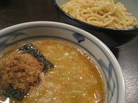 5_おうぎ屋/つけ麺