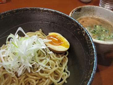 菜ヶ蔵/つけ麺(しょう油)