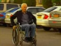 これが本当の身障者専用駐車場??