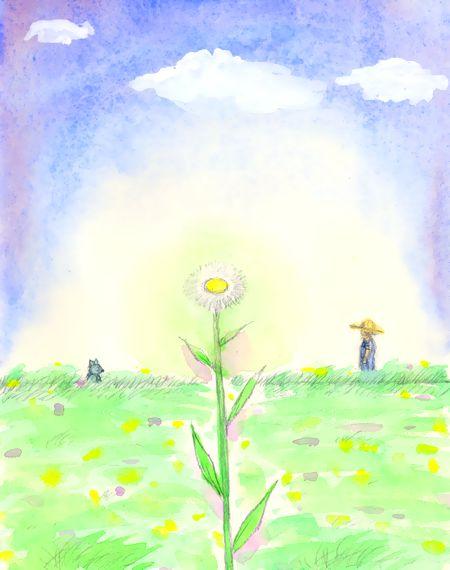 ブログ童話館アートメルヘン「花」