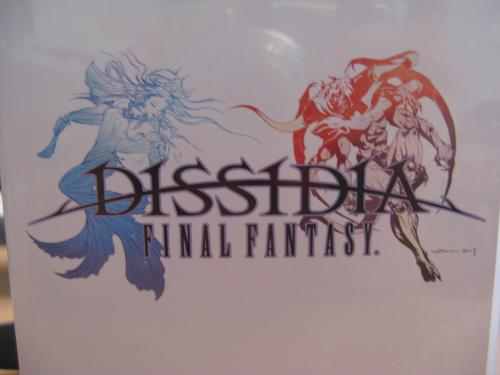 DISSISIA FINAL FANTASY