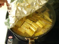 エイのピリ辛味噌煮09