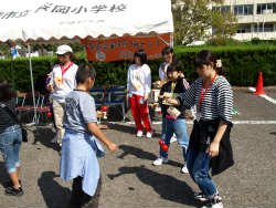 学童フェスタ2011in小城10