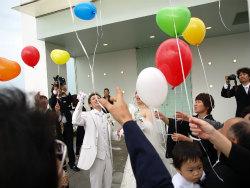 結婚式01