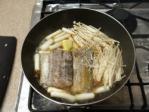 太刀魚バターしょうゆ煮19