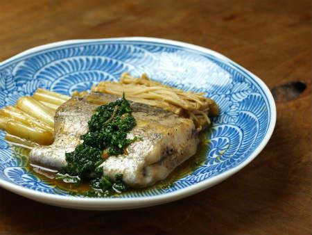太刀魚バターしょうゆ煮31