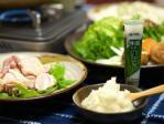 わさびおろしの鶏すき鍋11