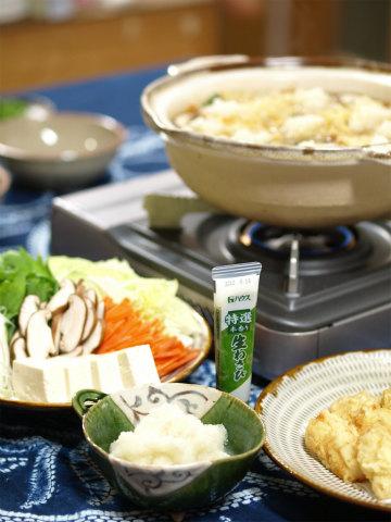 わさびおろしの天ぷら鍋18