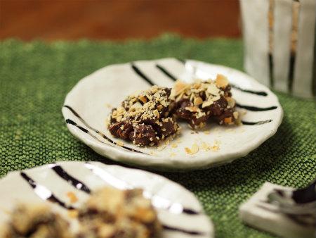 シナモン風味のチョコクランチa28
