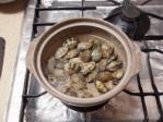 あさりの豆乳鍋02
