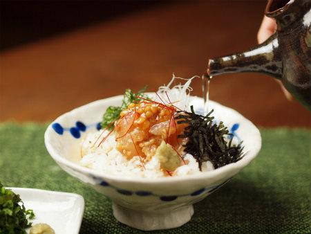 鯛もろみ味噌和えa21